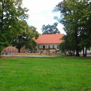 In Börnicke - Gutshaus