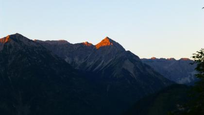 Rotspitz im Morgenlicht