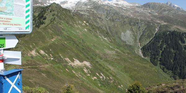 Höhenweg Senda Pauli