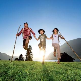 Familienwandern in Kärnten