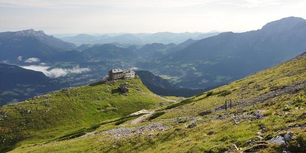 Watzmannhaus und Berchtesgaden