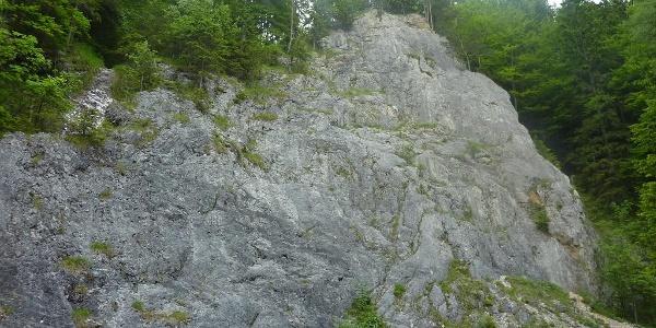 Klettergarten Karlgraben Elisabethwandl
