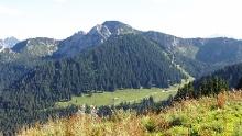 Gipfeltraumtour Setzberg und Risserkogel