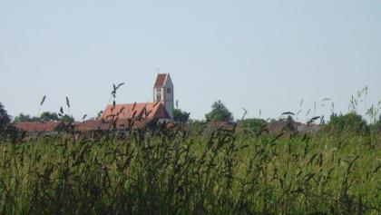 Ein Blick auf Wackersberg.