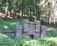 Alte Wasserkammer im Kasselgrund