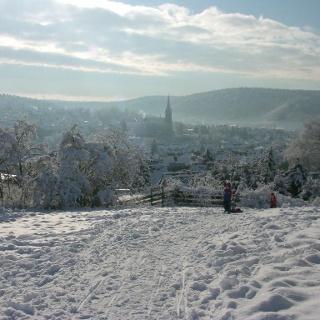 Winterlandschaft Ortsgemeinde Otterbach
