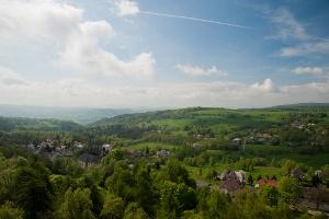 Foto Blick in die Böhmische Schweiz