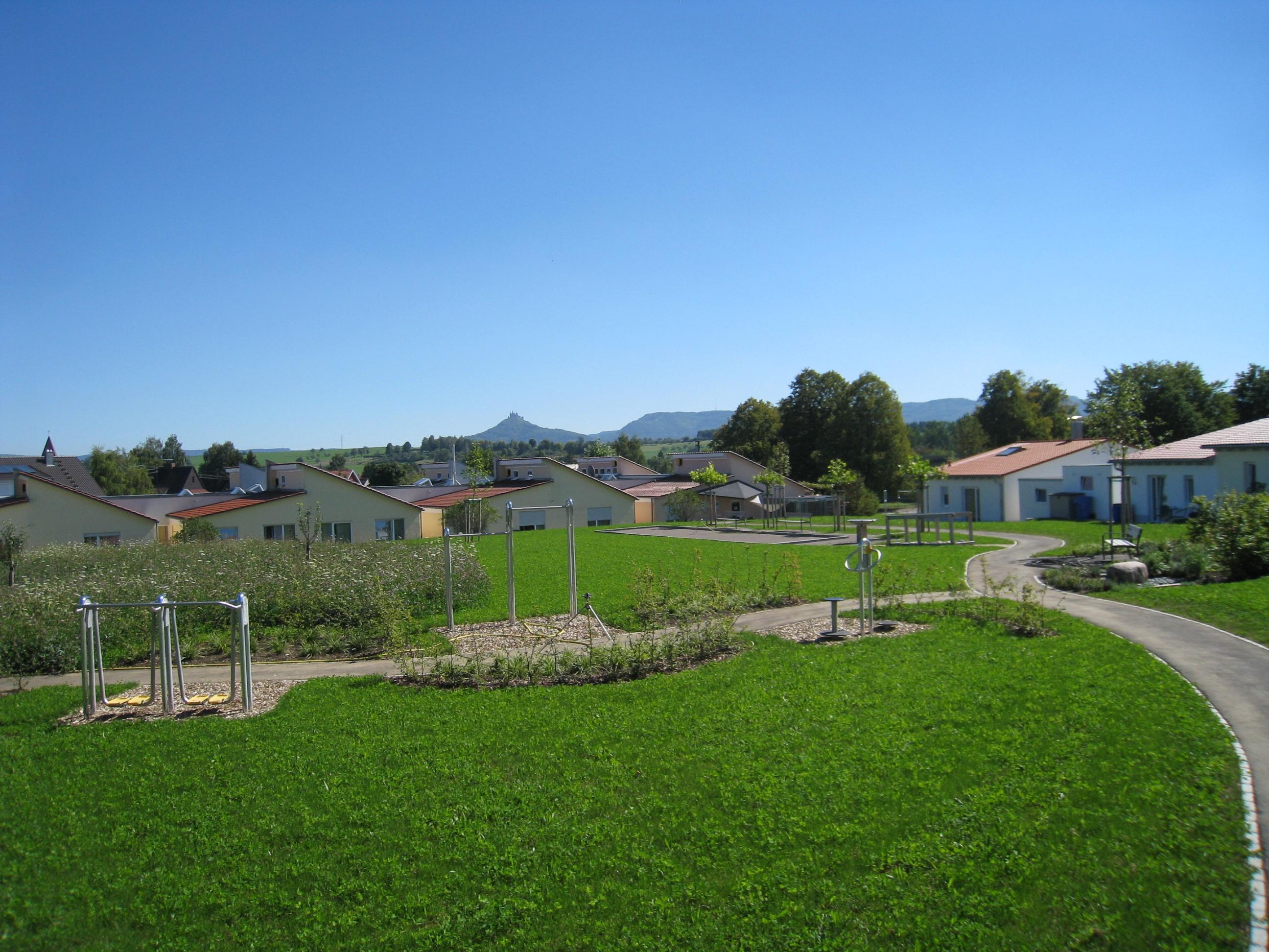 Mehrgenerationenpark