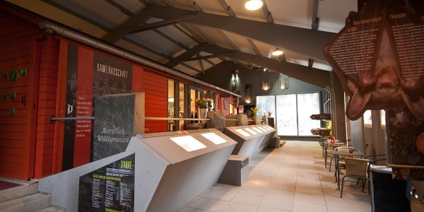 Infozentrum Besucherbergwerk