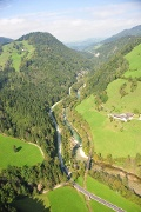 Ybbstalradweg - Von der Donau hinein in die Alpen