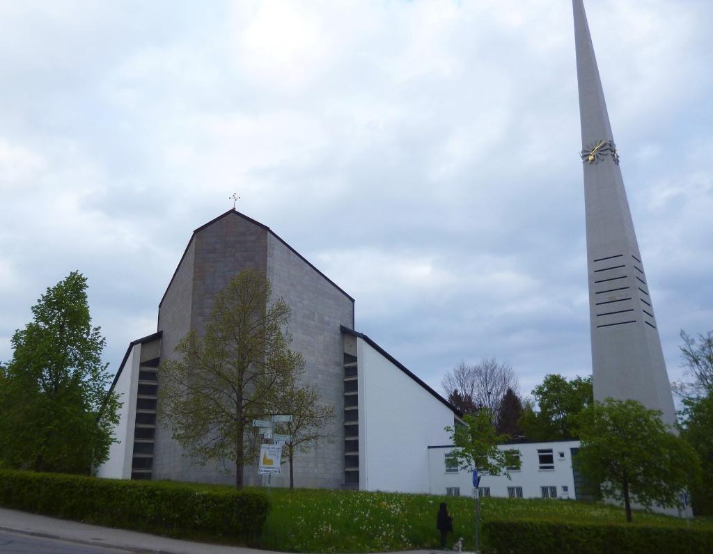 Die Stadtpfarrkirche Verklärung Christi in Schongau. (Monika Heindl)