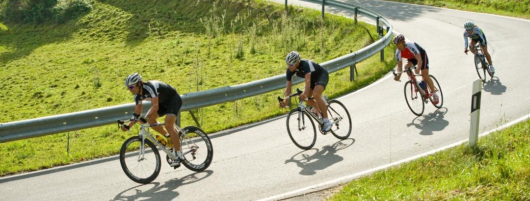 Radfahren in der Eifel