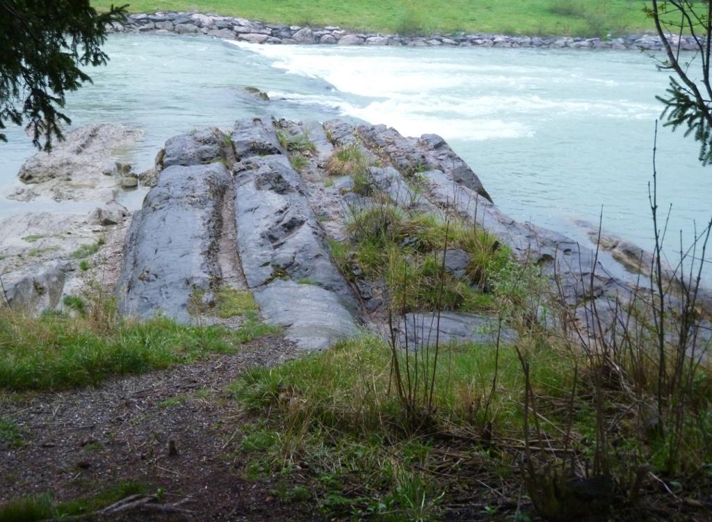 Die Untiefen am Oberen Lechsee in Lechbruck. (Monika Heindl)