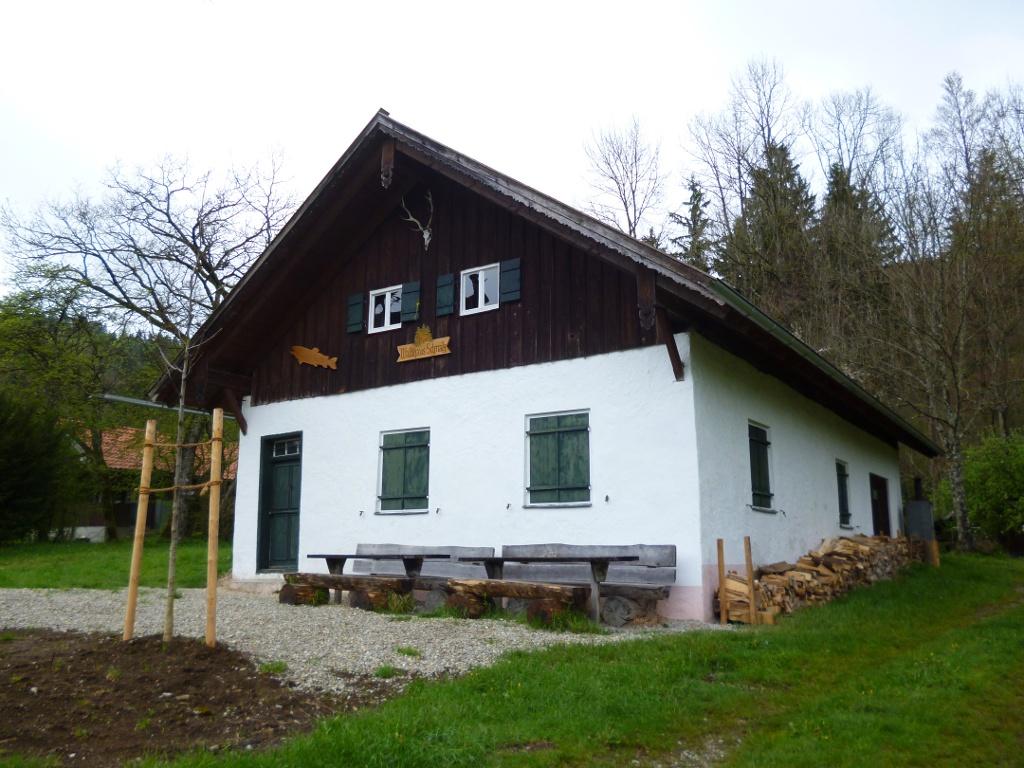Das Waldhaus Schnalz. (Monika Heindl)