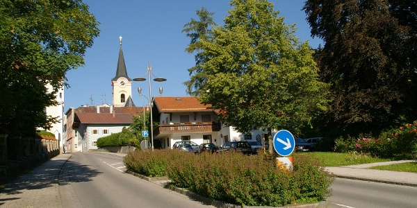 Rupertiwinkel-Radweg