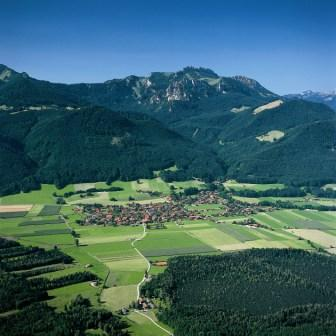 Radwandern Rund um Grassau und Rottau - rot genial vital 1c