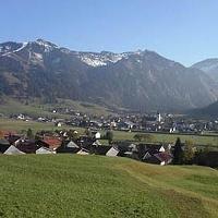Saftige Wiesen im Tannheimer Tal.