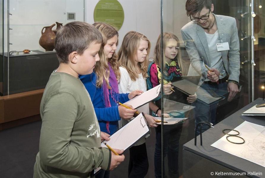 Kinderführung im Keltenmuseum