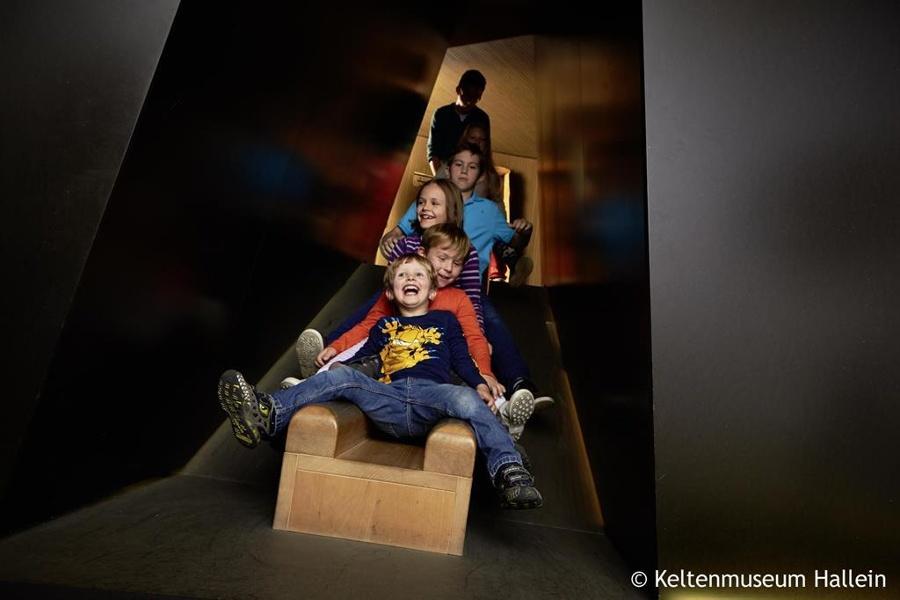 Spass im Keltenmuseum
