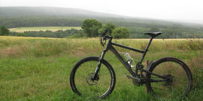kirchberger rad aktiv route mountainbike. Black Bedroom Furniture Sets. Home Design Ideas