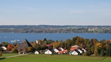 Route 14: Von Herrsching über Rausch und Ellwang zur Waldkapelle