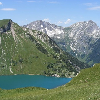Der Traualpsee
