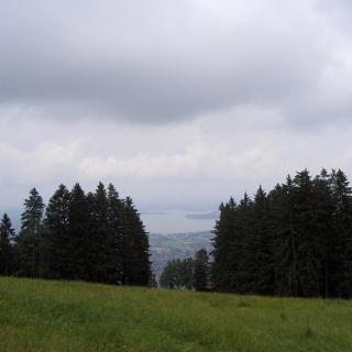 Talblick von der Lindl-Alm.