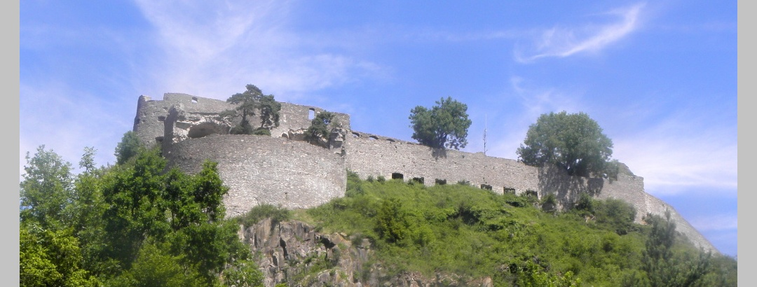 Unter der Karlsbastion