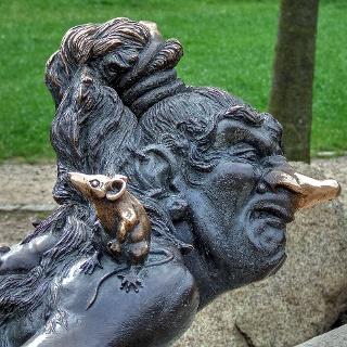Jux und Tollerei am Hexentanzplatz.