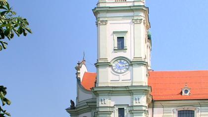 Die Basilika der Benediktinerabtei Ottobeuren zählt zu den schönsten barocken Anlagen in Süddeutschland.