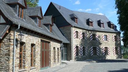 Alte Gemäuer in Kastellaun.