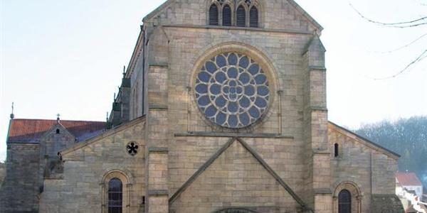 Abteikirche in Otterberg