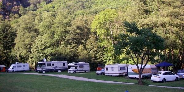 Campingplatz Haumühle