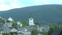 Durch das Uentroptal bei Fleckenberg