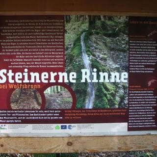 Steinerne Rinne Information