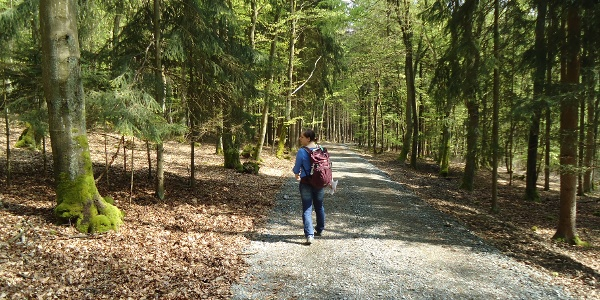 Wandern im Orketal