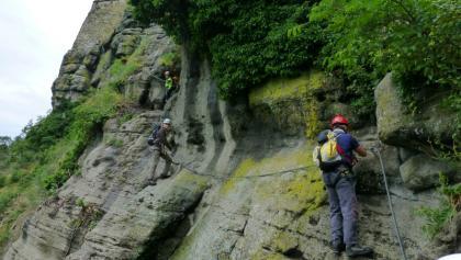 Klettersteig Riegersburg : Die schönsten klettersteige im randgebirge östlich der mur