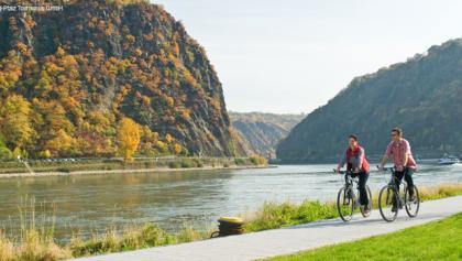 Radfahren am Mittelrhein