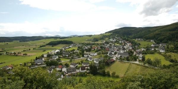 Panorama Düdinghausen