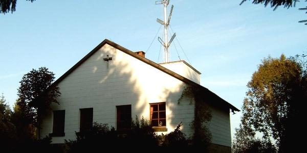 Historisches Denkmal  - Telegrafenstation Nieheim