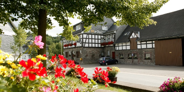 Gasthof Zur Post in Referinghausen