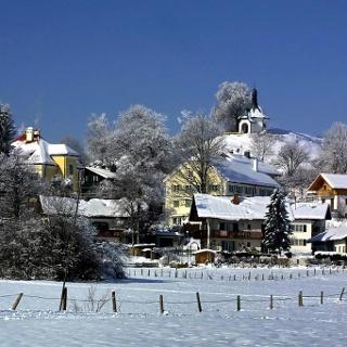 Winterwanderung - Panoramaweg