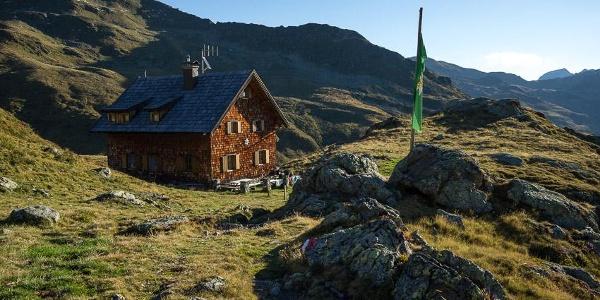 Feldnerhütte.