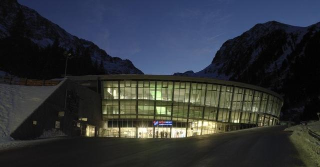 Talstation Stubaier Gletscher