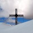 Auf der Schneeekuppe 3185m