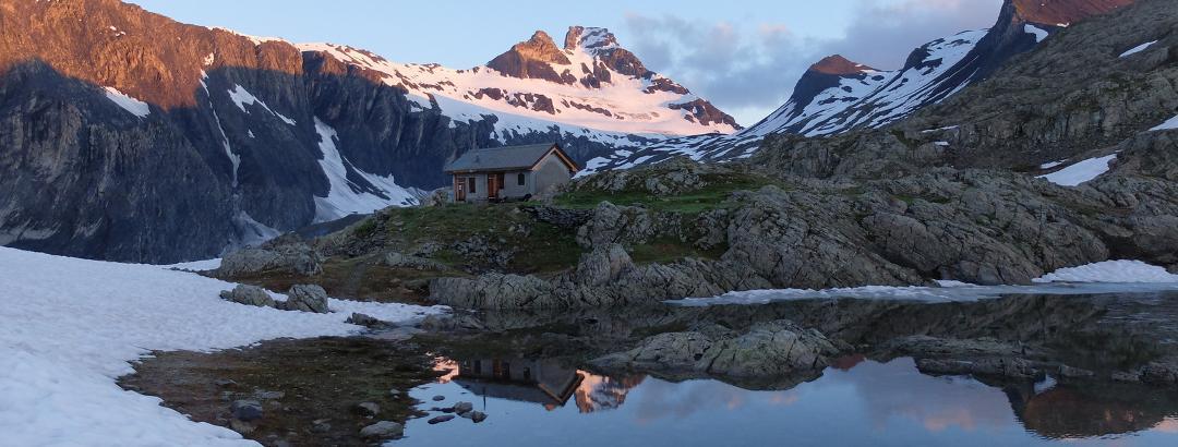Panixerpass-Hütte