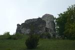 Ruine der Burg Schenkenstein.