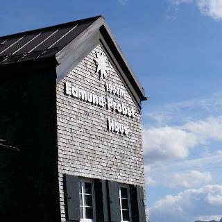 Das Edmund-Probst-Haus am Oberstdorfer Nebelhorn.