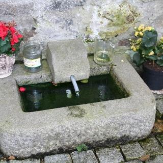 Zum Marienwallfahrtsort Heilbrunn mit seinem Gnadenbrunnen pilgern Gläubige schon seit dem 17. Jahrhundert.