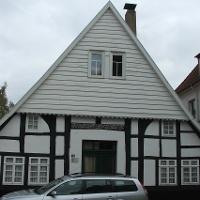 Fachwerkhaus Rhienstraße 43